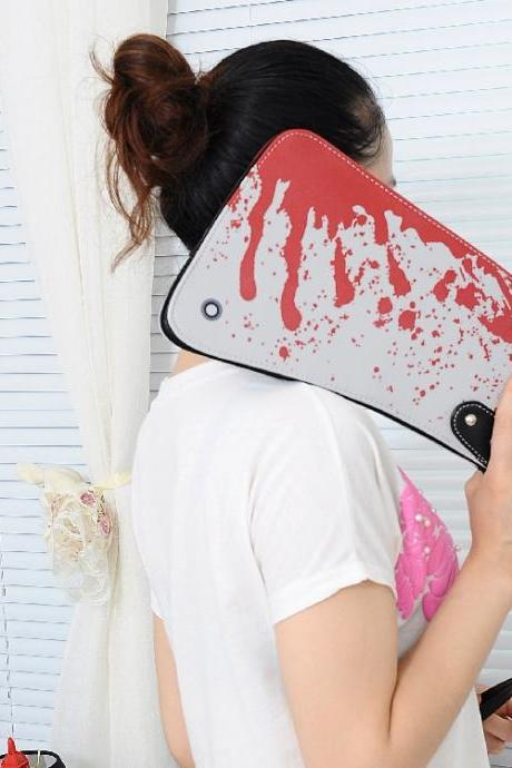 Kawaii Clothing Bag Harajuku Ropa Bolso Knife Blood Punk Korean Japanese Tokyo Ulzzang