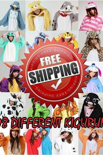 Kawaii Clothing Ropa Cute Costume Pajamas Ears Totoro Sailor Moon Bear Onesie Kigurumi